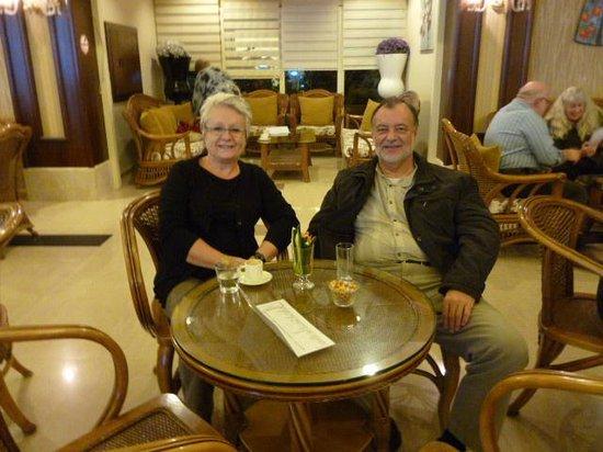 Crystal Paraiso Verde Resort & Spa: ....ah le café turque !!!  un délice !