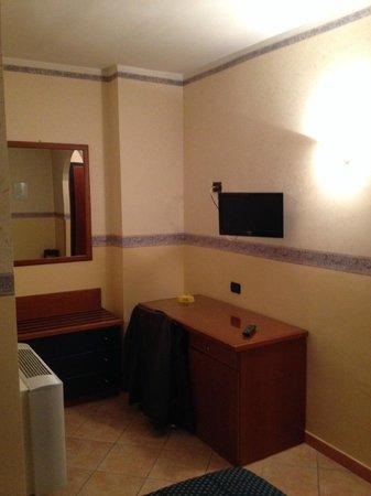 Hotel Domus: Dettaglio camera