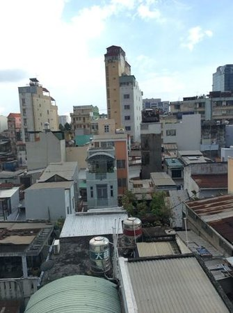Nguyen Khang Hotel: view from room