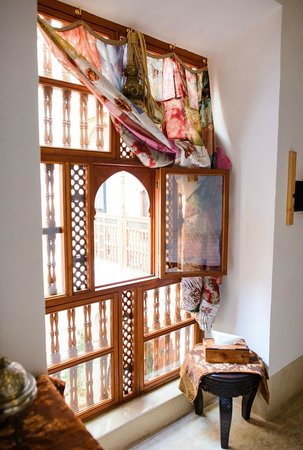 Riad Slawi: Room Window.