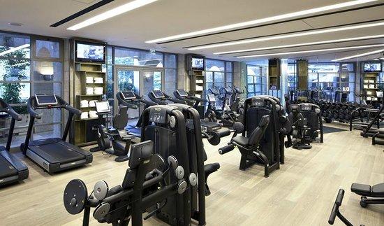 David Citadel Hotel: Gym