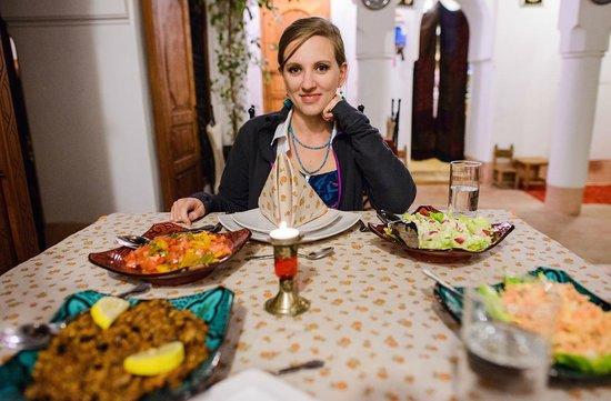 Riad Slawi : Dinner.