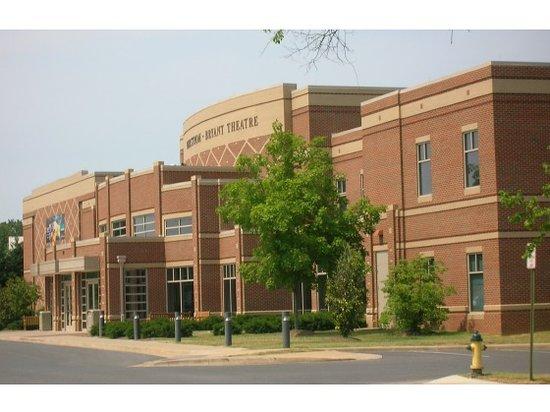 Fairfield Inn & Suites Winchester: Enjoy world class performances at the Shenandoah University Theater