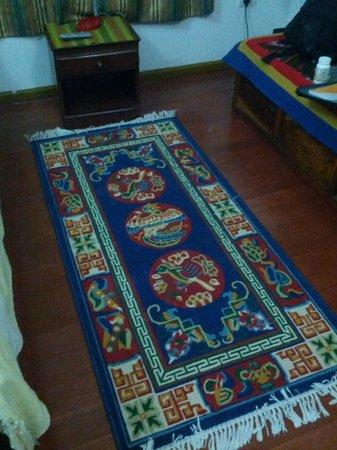 Y.T. Hotel: Carpet