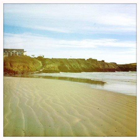 Inchydoney Island Lodge & Spa : Beach