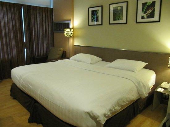Bangkok Loft Inn : camera