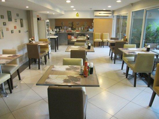 Bangkok Loft Inn: Sala colazione