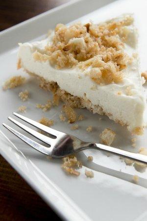 Didi's Ristorante: Torta al mascarpone e vaniglia