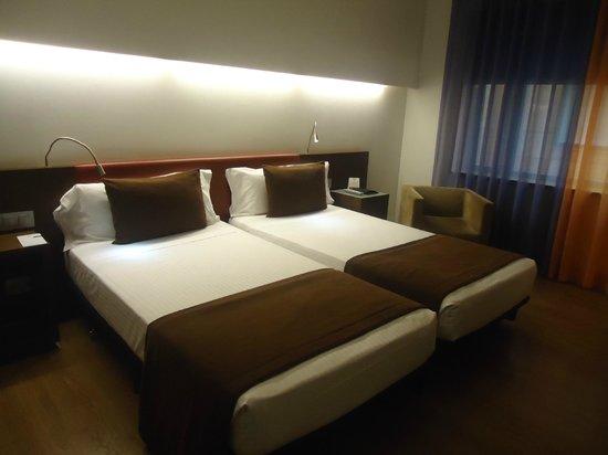 Ayre Hotel Gran Via: La habitación doble