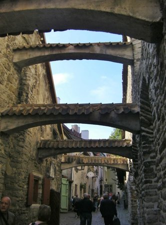 St. Catherine's Passage: Underneath The Arches