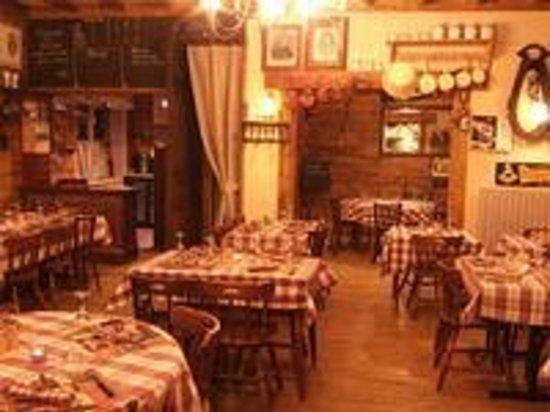 L'Auberge du Cheval Blanc : déco typique