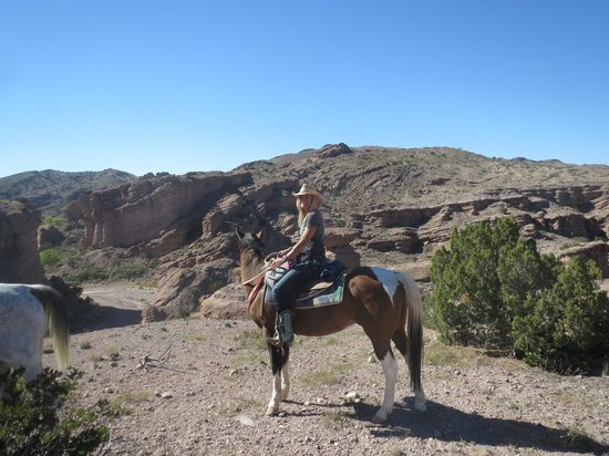 Acacia Riding Adventures: Beautiful San Lorenzo Canyon