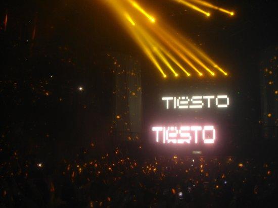 The City Discotheque: Tiesto en The City