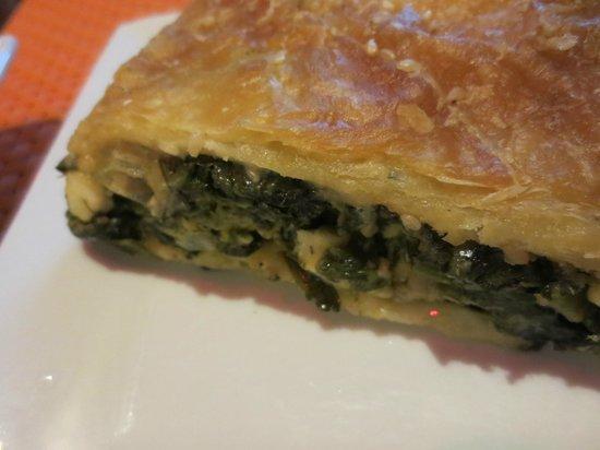 Olives Meze Grill: Frozen