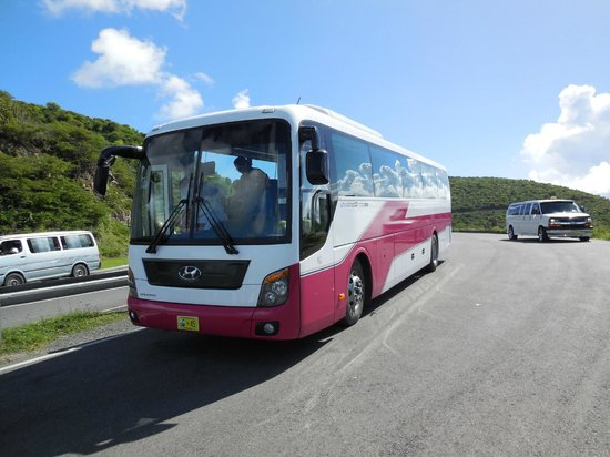 Twin Island Excursions: Jimmy's Bus