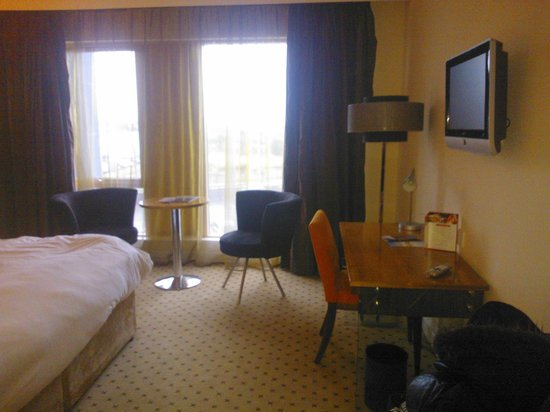 Athlone Springs Hotel: plasma tv