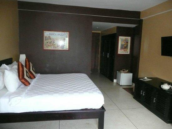Siddharta Boutique Hotel: notre chambre