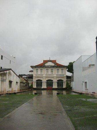 Phuket Thaihua Museum: the museum