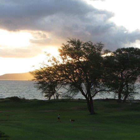 Luana Kai Resort : закат
