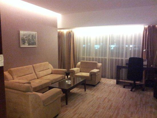 Pullman Guangzhou Baiyun Airport : Suite au Pullman Guangzhou Baiyun