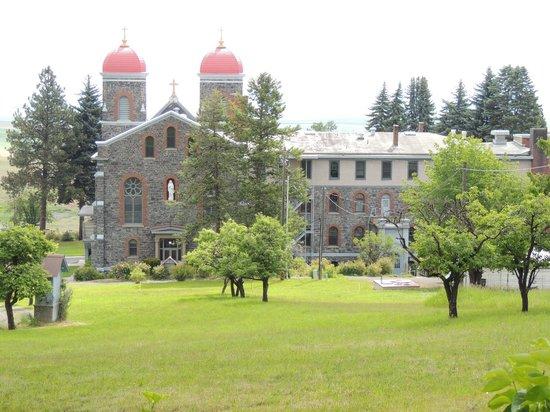 Inn at St. Gertrude: The Monastry