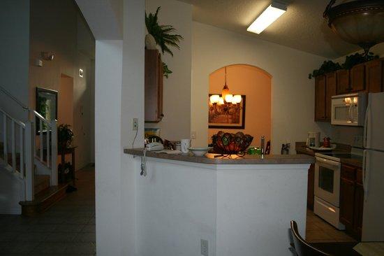 Aviana Resort Orlando : Kitchen