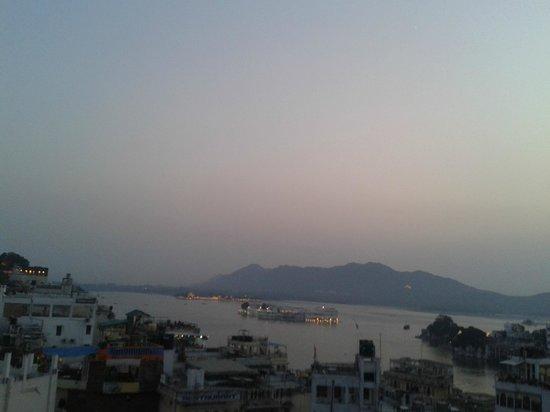 Kesar Palace: view