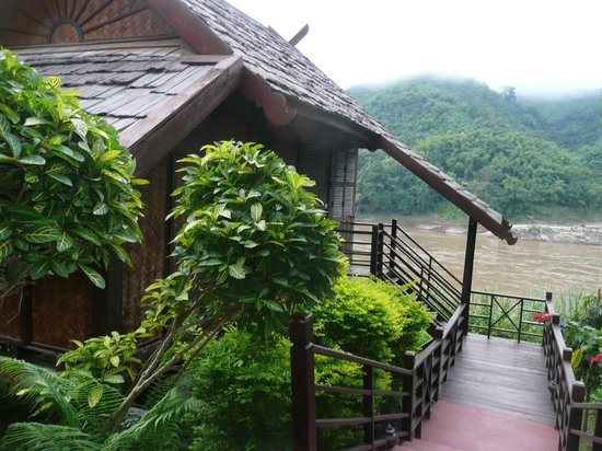 The Luang Say Lodge: le lodge