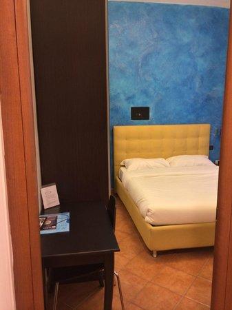 Il Corso Bed and Breakfast : camera blu