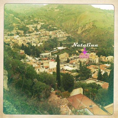 Natalina: hotlel location