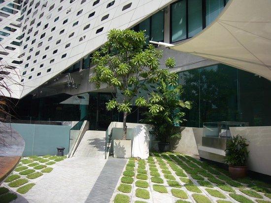 LiT BANGKOK Hotel: Schöne Anlage
