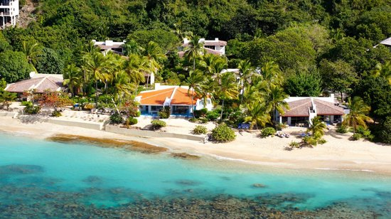 Mango Bay Resort: A birds eye view