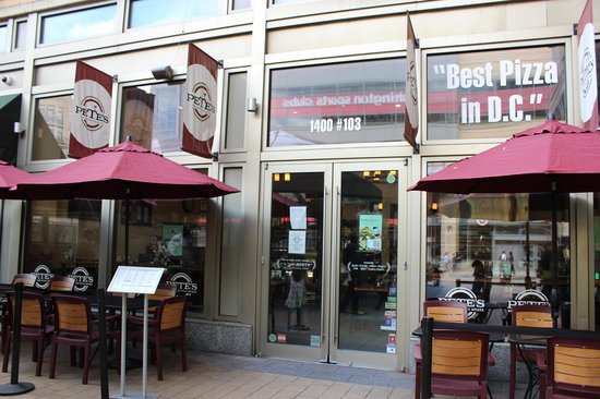 pete 39 s diner washington dc national mall restaurant reviews