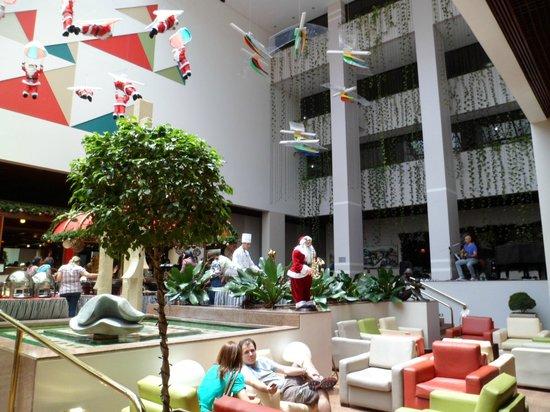 Castro's Park Hotel : Lobby