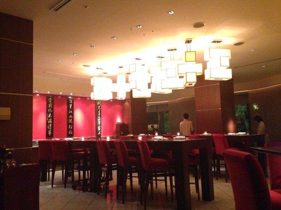Sheraton Miyako Hotel Tokyo: Китайский ресторан на 1 этаже