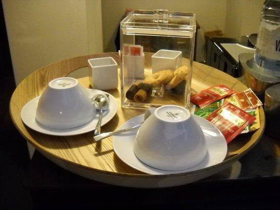 Magazzini San Domenico: colazione