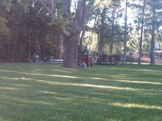 La Posada de Madryn: Parque