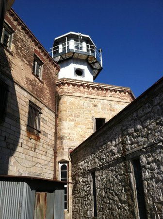Eastern State Penitentiary: Guard tower