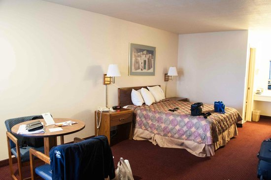 Days Inn Willcox : double room