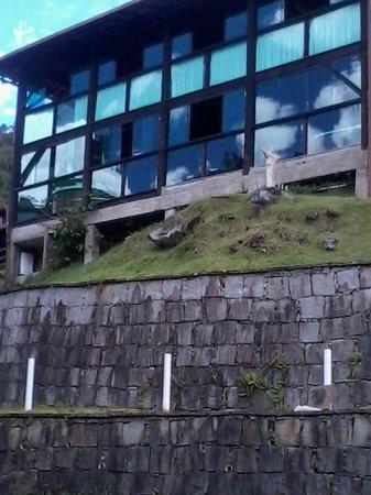 Hotel Fazenda Recanto Das Aguas De Teresopolis : Vista do Hotel