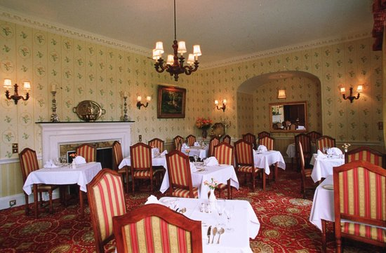 Restaurant at Glengarry Castle
