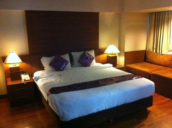 D Varee Diva Bally Sukhumvit: My room