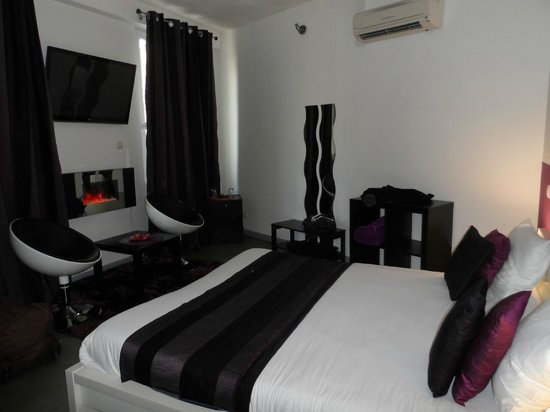 Hotel M: Chambre