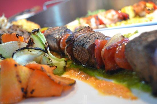 Pinchos Grill & Lounge: Pincho de Picanha