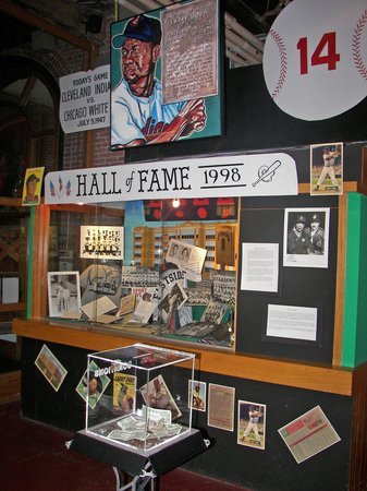 Paterson Museum: Larry Doby Exhibit