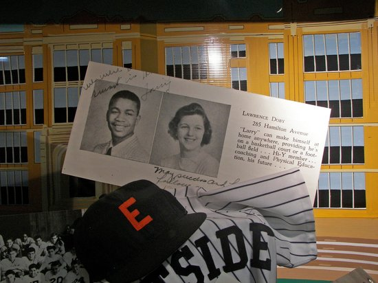 Paterson Museum: Larry Doby H.S. Yearbook Entry