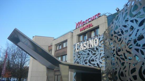 Mercure Bregenz City: Albergo e Casinò