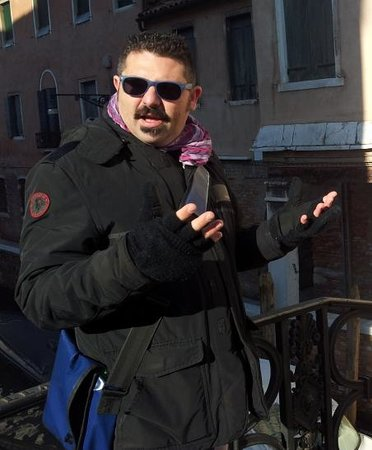 Tour Leader Venice: Igor - Number 1 guide in Venice, by far!