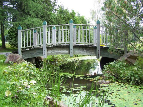 le jardin des plantes vivaces picture of new brunswick botanical