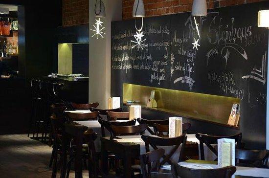 Cafe & Restaurant Steinhaus